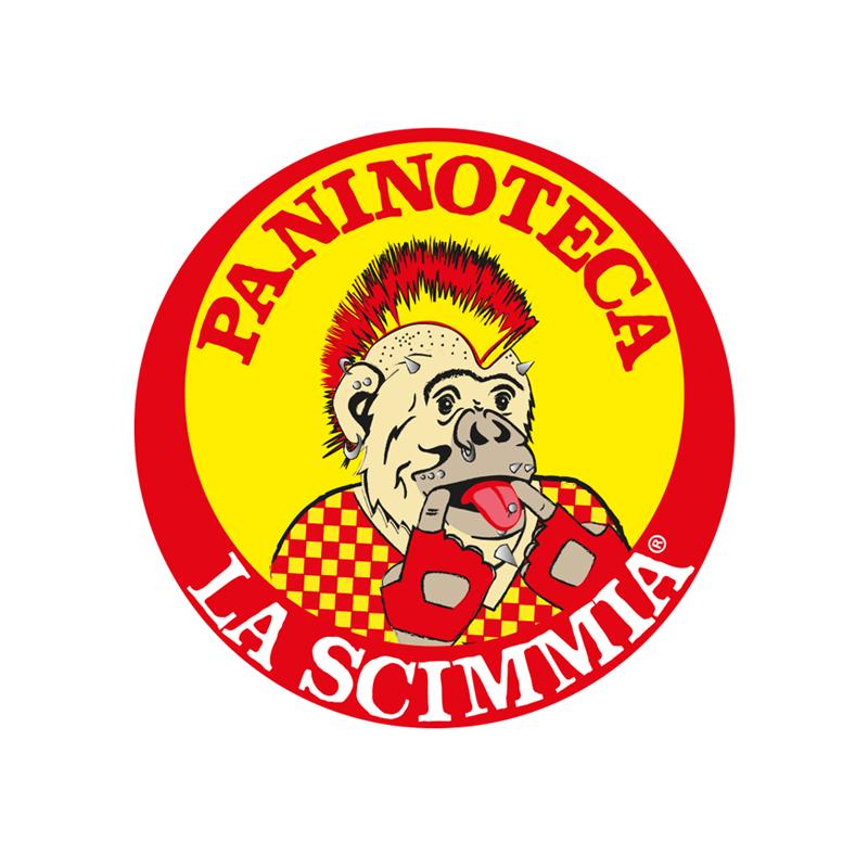 2018 – Logo – La Scimmia