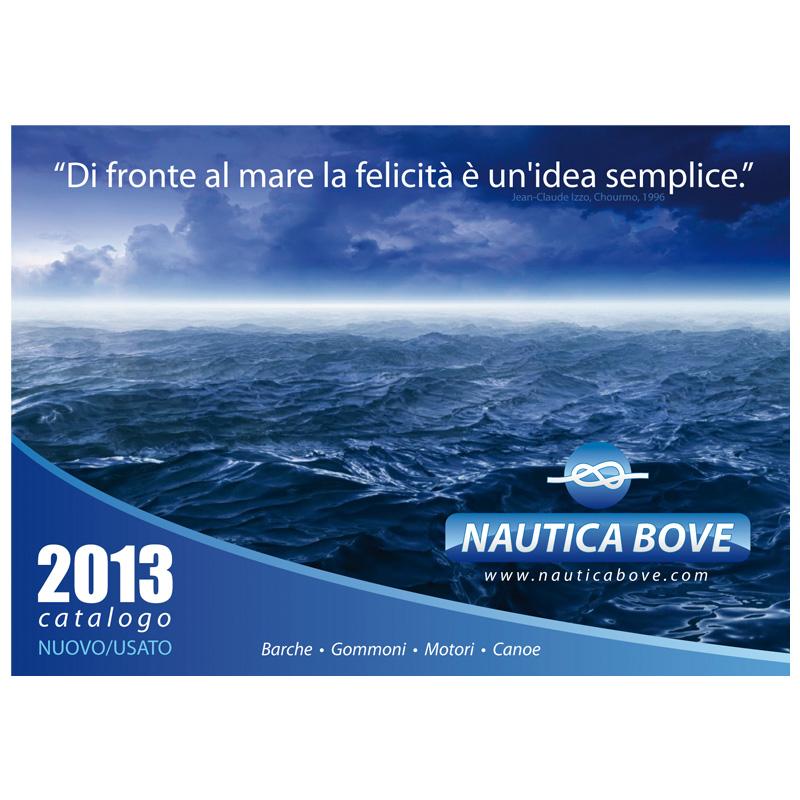 2012 – Logo, Advertising – Nautica Bove