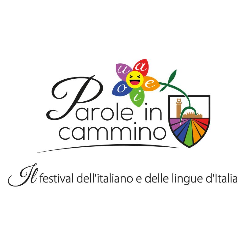2017 – Logo – Parole in Cammino – Il Festival della Lingua italiana – Siena