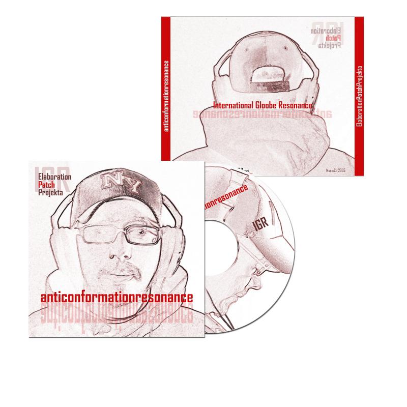 2005 – CD cover Patch Proj