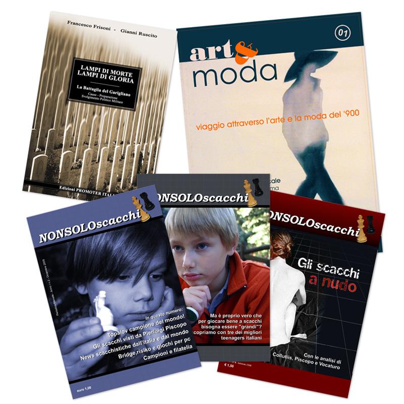 2005 – Publishing – Various