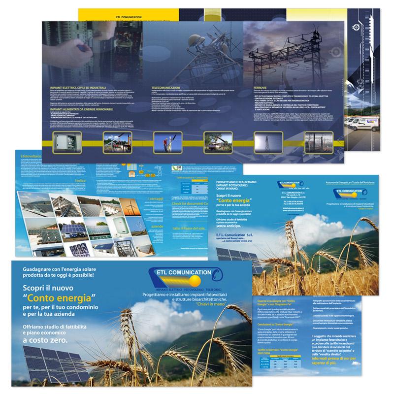 2008 – Advertising – ETL Comunication