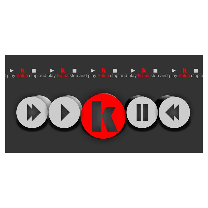 2008 – Logo and Advertising – Kalua