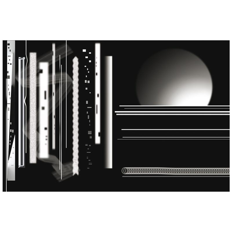 2003 – Computer Art – Metropolis #1