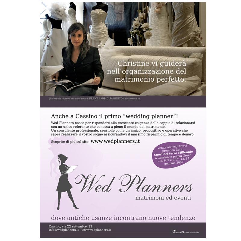 2006 – Wed Planners – Vanità