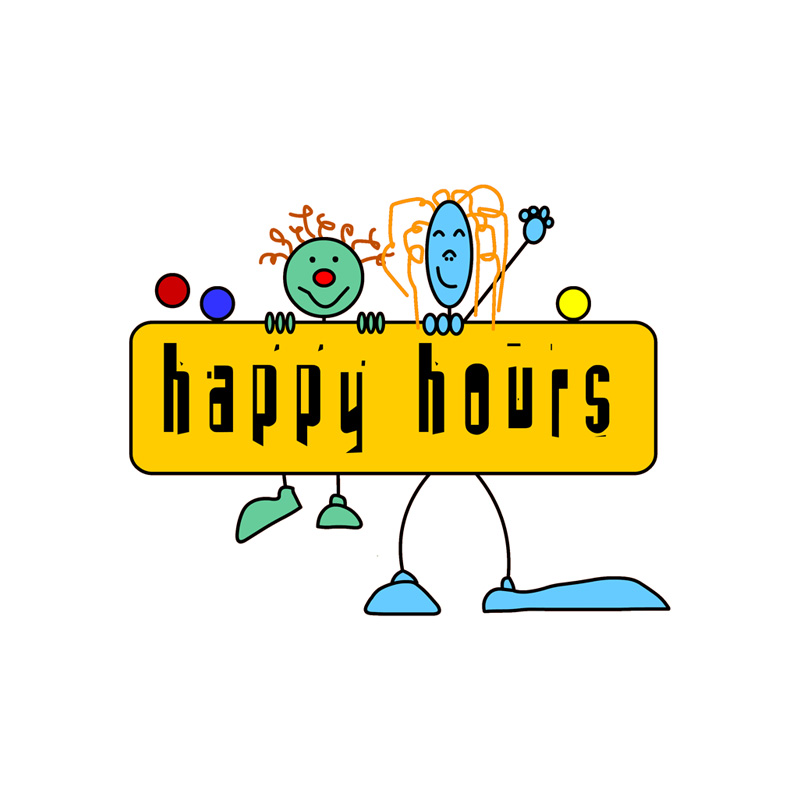 2002 – Logo – Happy Hours – Ludoteche