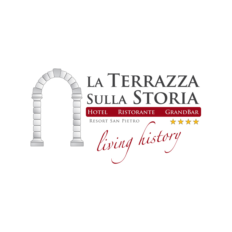 2010 - Logo - La Terrazza sulla Storia - Resort