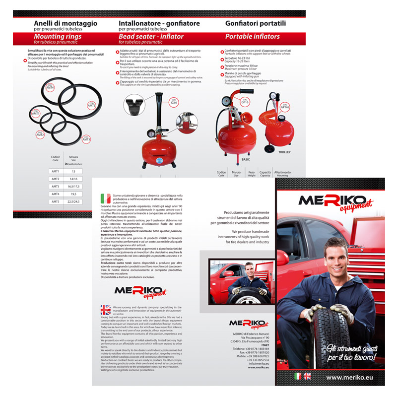 2013 - Advertising - Meriko Equipment