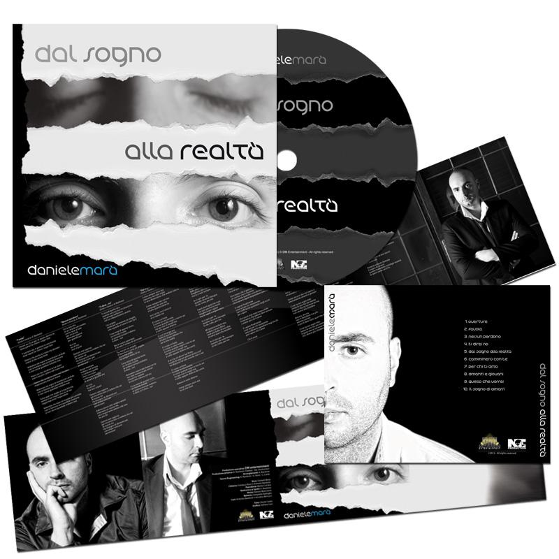 2012 – CD cover – Daniele Marà