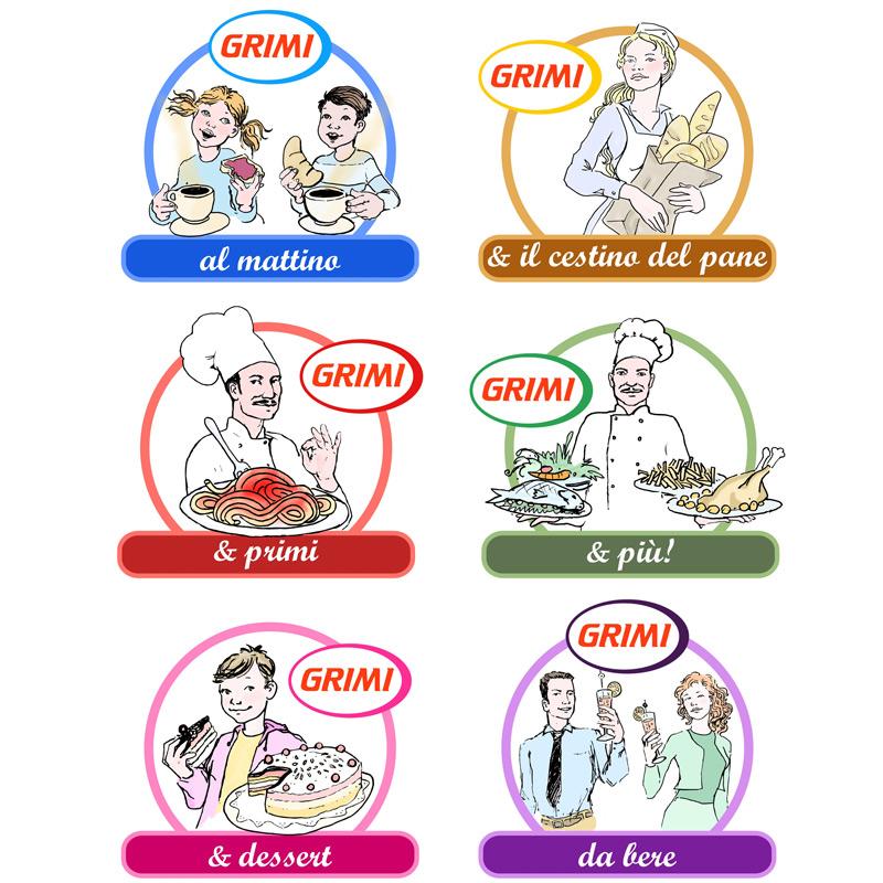 2005 – Logos – Grimi (PD)