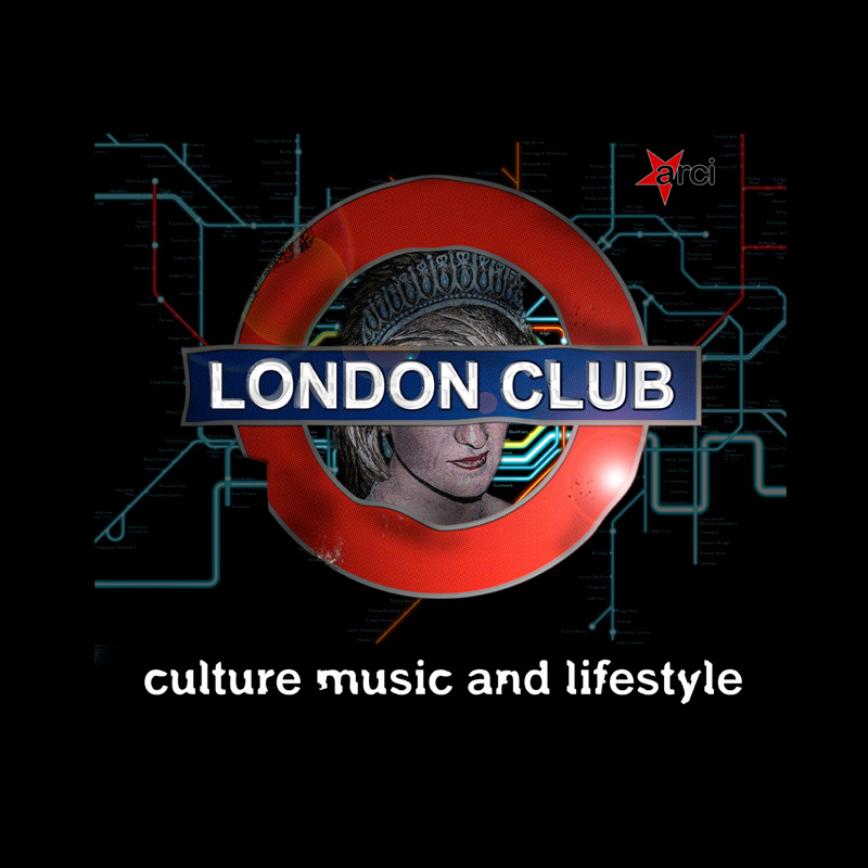 2011 - Logo and Advertising - London Club