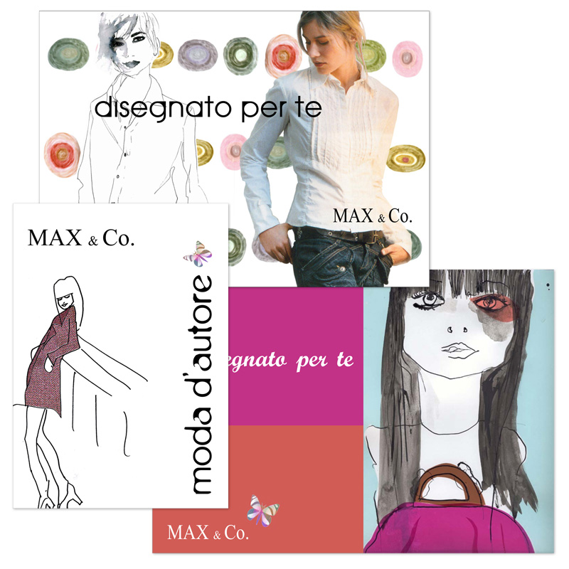 2005 – Contest, Advertising – Max & Co.