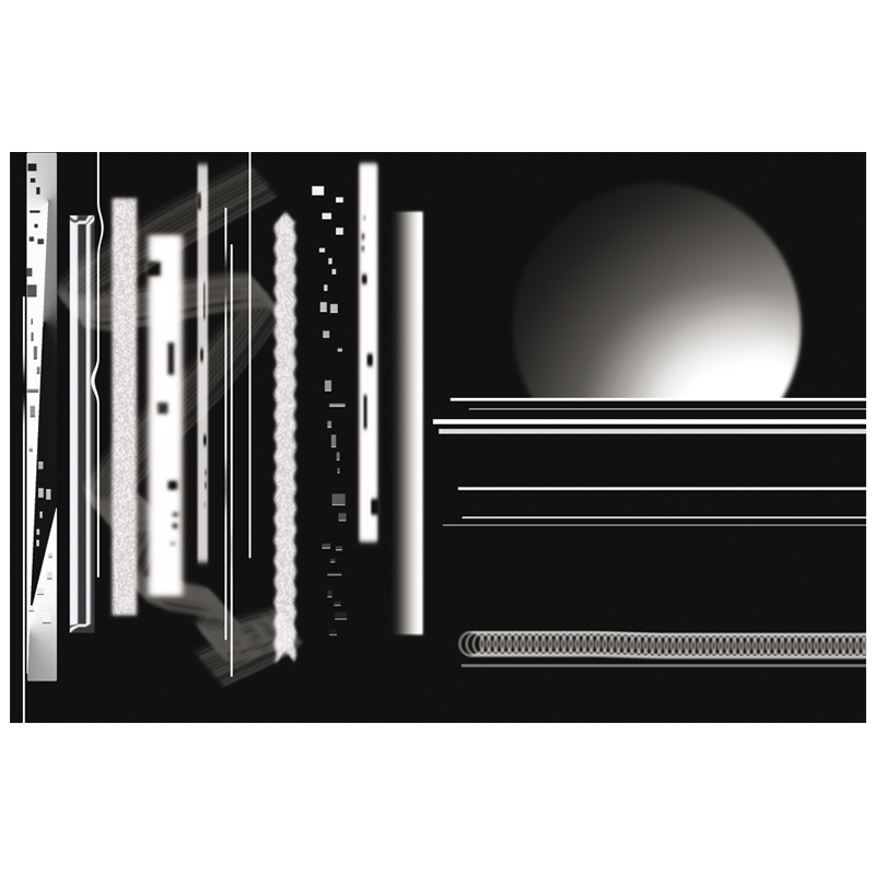 2003 - Computer Art - Metropolis #1