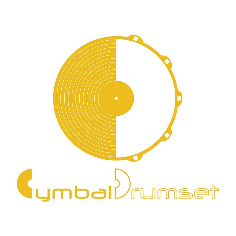 2006 – Logo – Cymbal Drumset
