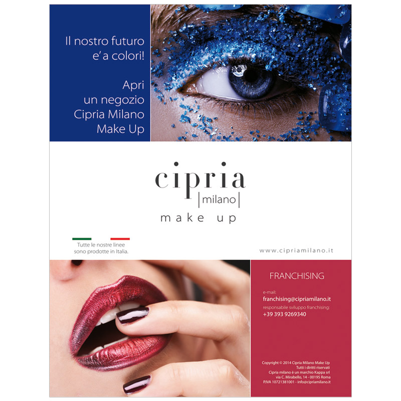 Cipria Milano Make Up
